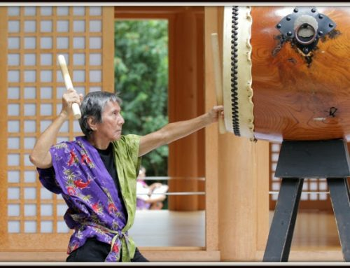 Taiko Drumming Lecture-Demo & Hands-On Workshop for Beginners of All Ages